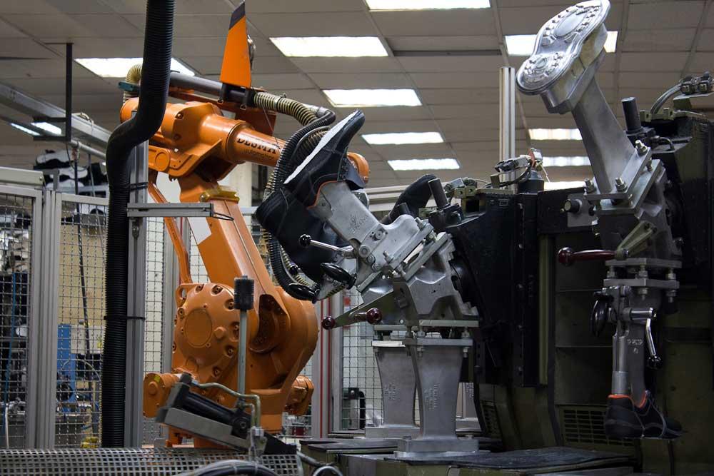 Передовые технологии при производстве